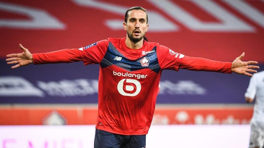 Yusuf Yazıcı, Avrupa Ligi'nde en çok gol atan Türk futbolcu oldu