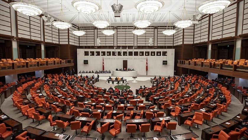 Dokunulmazlık fezlekesi Meclis'e geldi
