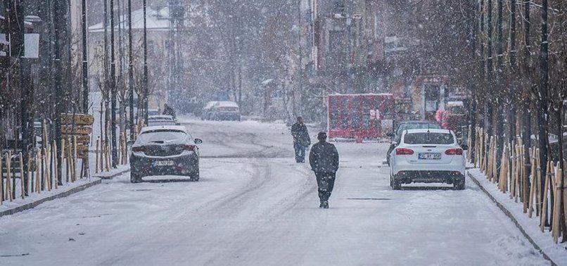 Bu illerde yaşayanlar dikkat! 4 Mart 2021 Meteoroloji'den kar yağışı uyarısı - Sayfa 1