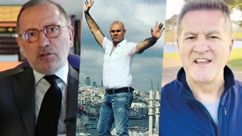 Fatih Altaylı'dan Mustafa Sarıgül'e olay benzetme