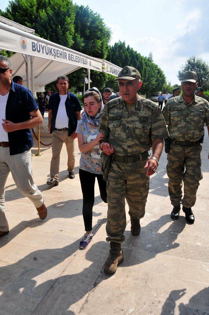 Kahraman komutan Korgeneral Osman Erbaş'ın hayatı - Sayfa 1