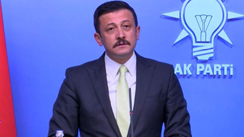 AK Partili Dağ'dan erken seçim açıklaması