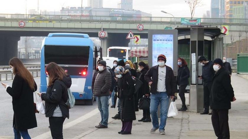 İstanbul'da kısıtlamasız ilk cumartesi günü