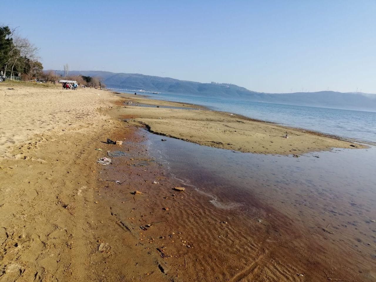 Balıkesir'in Erdek İlçesi'ndeki Düzler sahilinde korkutan görüntü! video izle - Sayfa 3