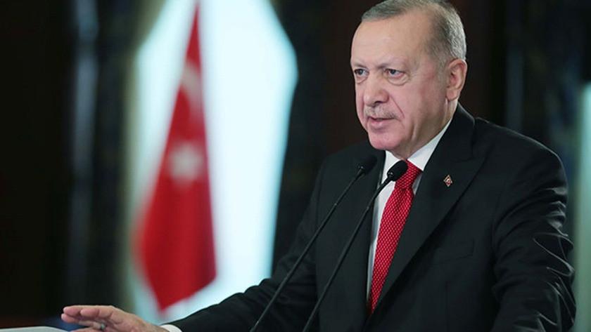 Recep Tayyip Erdoğan kadınların 8 Mart Dünya Kadınlar Günü'nü kutladı