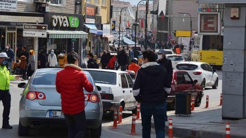 Aksaray'da marketlere 'indirim' yasağı!