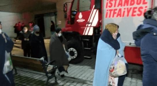 İstanbul Üsküdar'da hastanede yangın çıktı ! - Sayfa 3