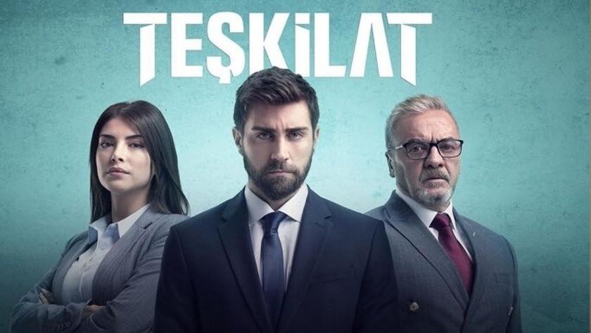 TRT'nin MİT'i konu alan Teşkilat ilk bölümde nefes kesen sahneleri ile ekranlara kilitledi!