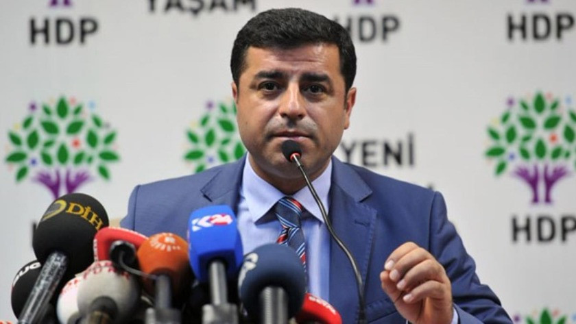 Selahattin Demirtaş'tan İYİ Parti'ye tepki