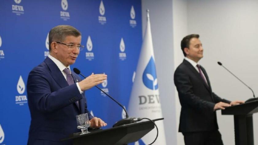 Davutoğlu ve Babacan'dan Erdoğan'a Merkez Bankası rezervleri yanıtı