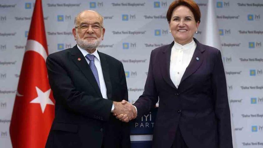 Temel Karamollaoğlu'ndan Meral Akşener'e destek telefonu