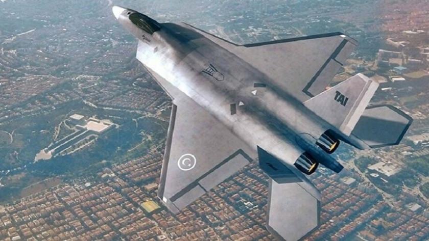 Milli savaş uçağı TF-X'in ilk uçuş tarihi belli oldu