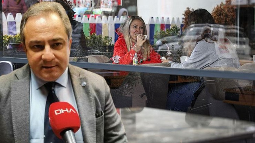 Prof. Dr. Mustafa Necmi İlhan'dan kafe ve restoran uyarısı