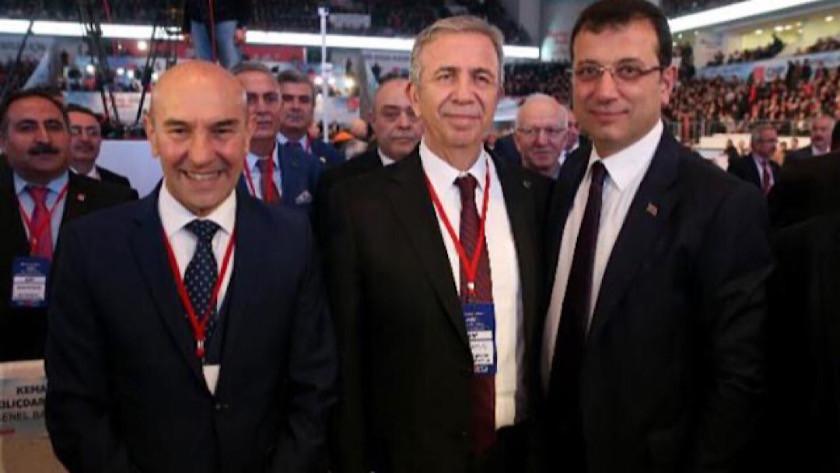 Danıştay'dan 3 CHP'li başkana kötü haber