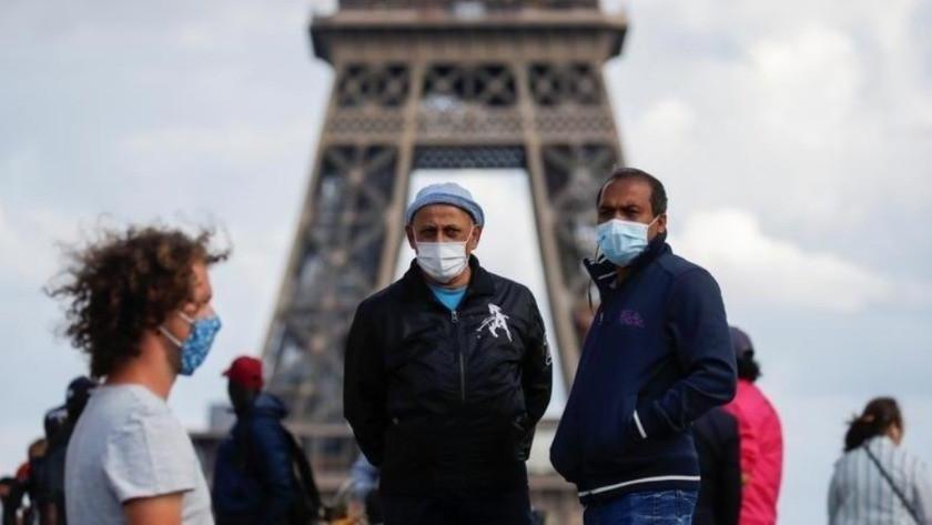 Fransa'da vaka sayısında büyük artış