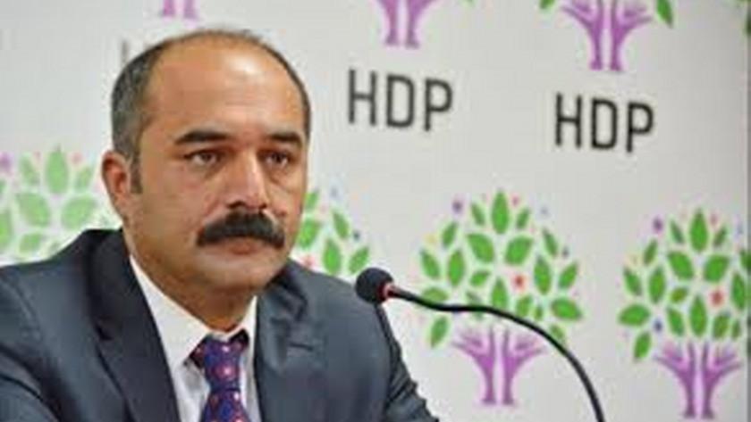 HDP Ağrı Milletvekili hakkında soruşturma başlatıldı
