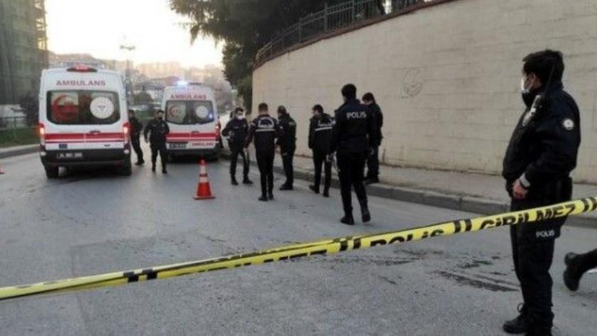 İstanbul Kağıthane'de silahlı saldırı !