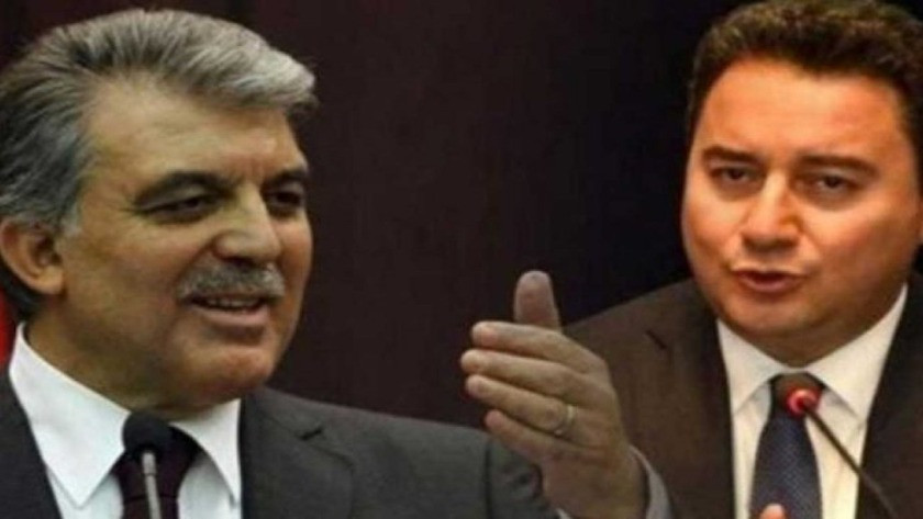 Ali Babacan'dan flaş açıklama! Abdullah Gül'ün partimize...