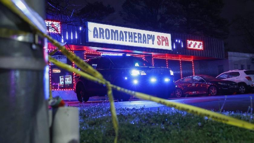 ABD'de masaj salonlarına saldırı! 8 ölü...