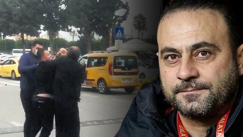Hasan Şaş havalimanını birbirine kattı! 'Ağzını burnunu kırarım'