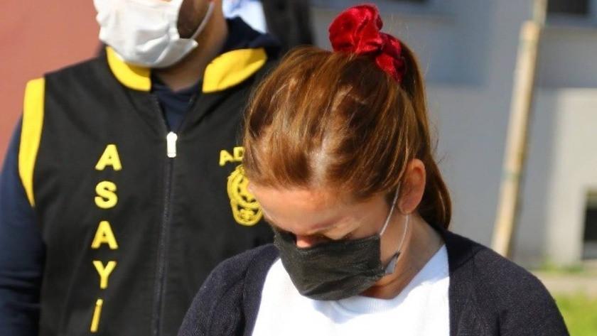 Fuhuş yaptıran ' Binbir Surat Cemile' gardıropta yakalandı