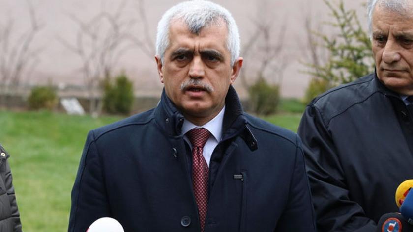 Ömer Faruk Gergerlioğlu AYM'ye başvurdu