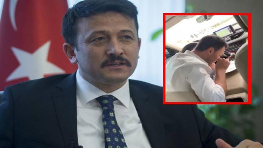 AK Partili Hamza Dağ'dan Kürşat Ayvatoğlu açıklaması