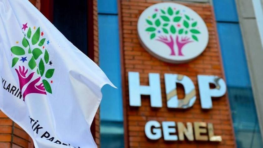 HDP'nin kapatılmasıyla ilgili son gelişme !