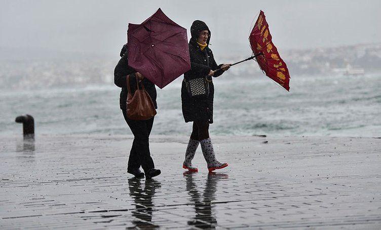 Dikkat! Meteoroloji'den bu bölgelerde yaşayanlara sağanak yağış, kuvvetli fırtına uyarısı - Sayfa 3