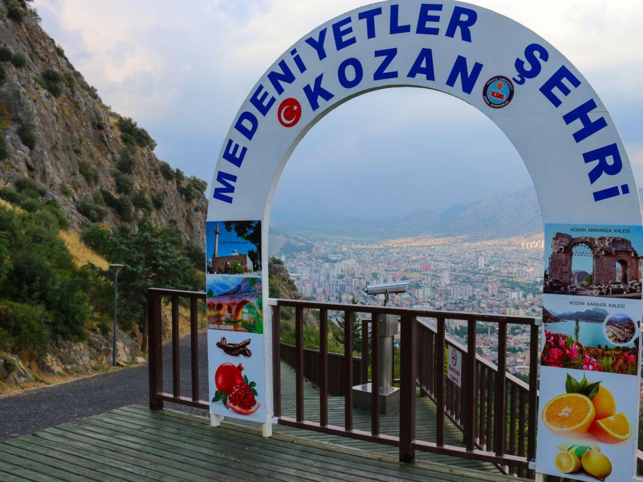 Bir Zamanlar Çukurova'da Fekeli ve Hünkar'ın aşk mekanı Kozan Kalesi'ne halktan büyük ilgi! - Sayfa 4