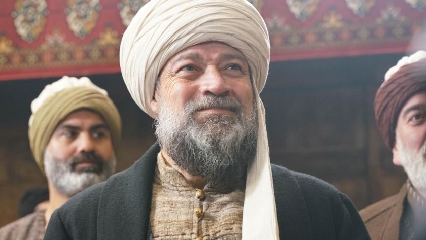 Kuruluş Osman'ın Şeyh Edebali'si Seda Yıldız diziyle ilgili konuştu!