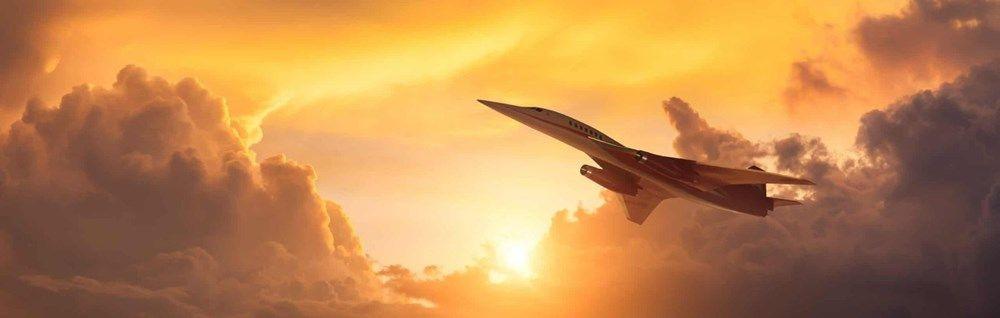 Saatte 5 bin kilometre hızla uçabilen yolcu uçağı açıklandı - Sayfa 2