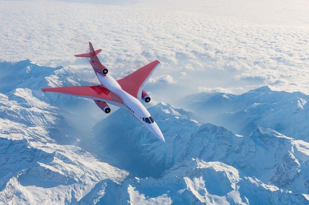 Saatte 5 bin kilometre hızla uçabilen yolcu uçağı açıklandı - Sayfa 3