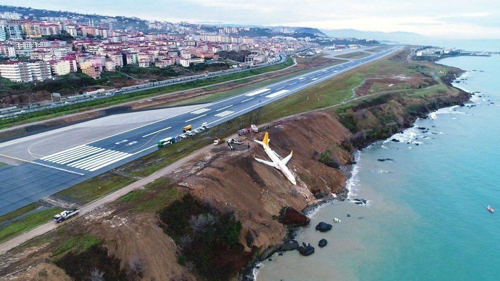 Trabzon'da kaderine terk edilen yolcu uçağı pide salonu olacak - Sayfa 1