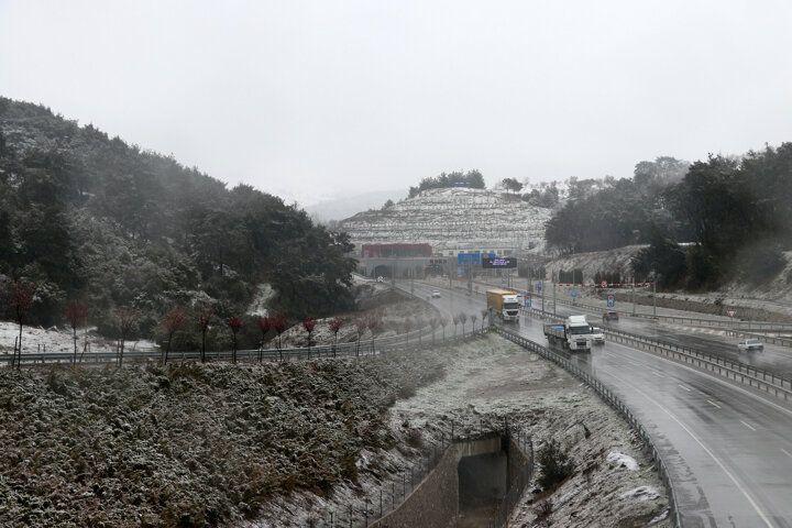 İzmir'e 1 Nisan şakası! Nisan ayında kar yağdı - Sayfa 2