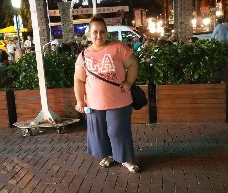 """Bir mağazada """"Burada size göre kıyafet bulunmaz"""" sözünü duyunca 80 kilo birden verdi!  video - Sayfa 1"""