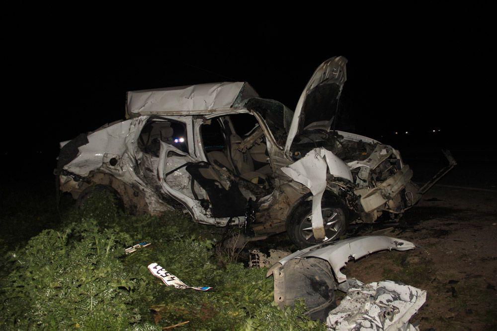 Şanlıurfa'da iki otomobilin çarpışması sonucu katliam gibi kaza: 5 ölü, 1 yaralı!  video - Sayfa 3