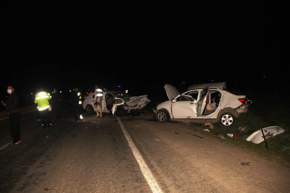 Şanlıurfa'da iki otomobilin çarpışması sonucu katliam gibi kaza: 5 ölü, 1 yaralı!  video - Sayfa 4