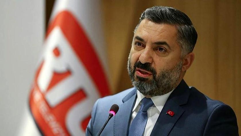 RTÜK Başkanı Ebubekir Şahin'den Müge Anlı ve gündüz kuşağı programları