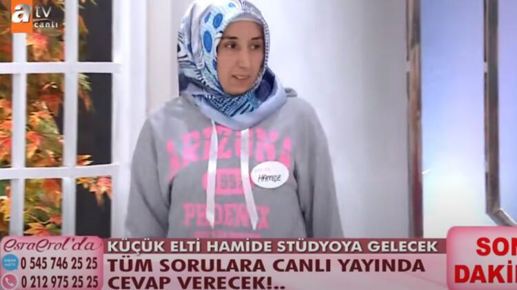 Türkiye'nin konuştuğu küçük elti Hamide ortaya çıktı! Küçük eltiden şok iddialar - Sayfa 2