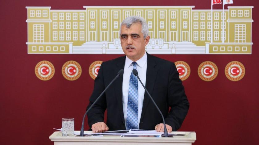 HDP'li Ömer Faruk Gergerlioğlu gözaltına alındı