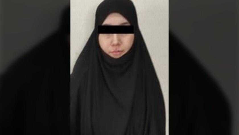 DEAŞ'lı kadın terörist Şanlıurfa'da sınırı geçerken yakalandı