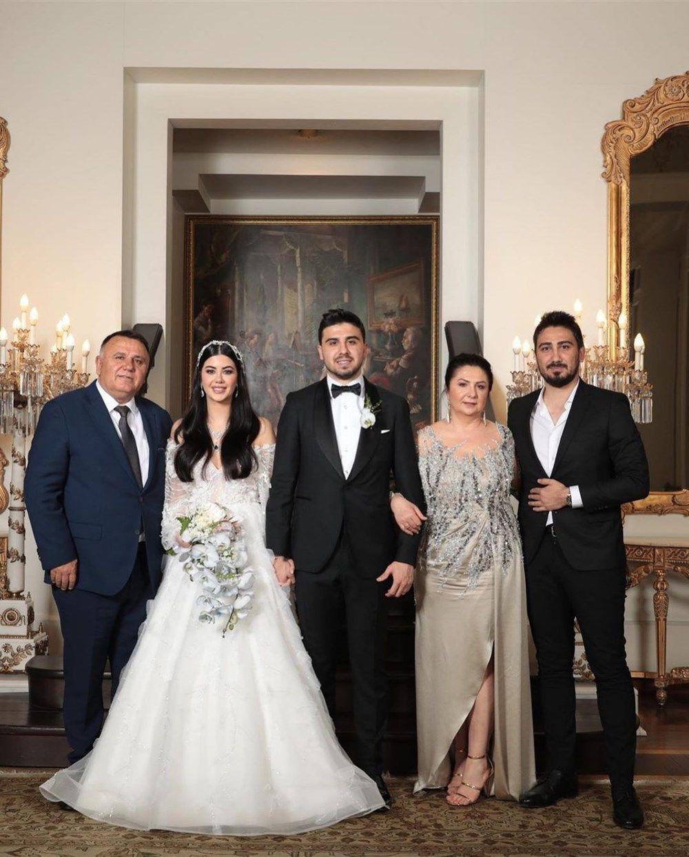 Ozan Tufan ile Rojin Haspolat Tufan'ın düğününden fotoğraflar - Sayfa 3