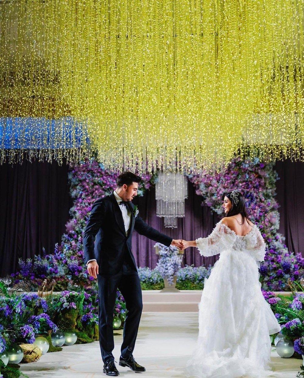 Ozan Tufan ile Rojin Haspolat Tufan'ın düğününden fotoğraflar - Sayfa 1