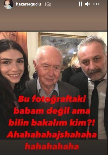 Hazar Ergüçlü, sevgilisini babasıyla tanıştırdığı iddiasını yalanladı - Sayfa 4