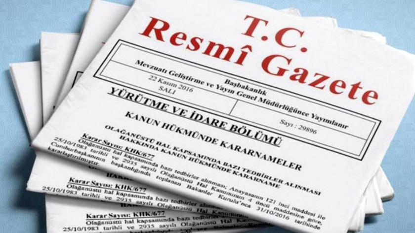 Büyükelçi atama değişiklikleri Resmi Gazete'de