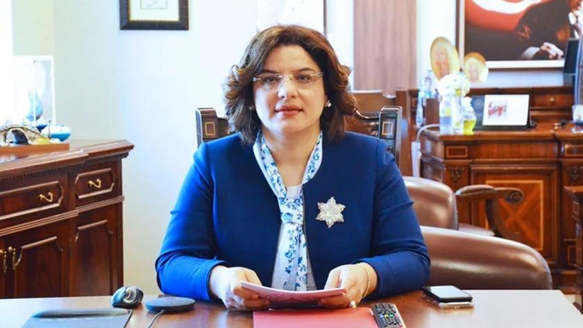 Sağlık Bakan Yardımcısı Emine Alp Meşe görevden alındı! Yerine Doç. Dr. Tolga Tolunay getirildi.