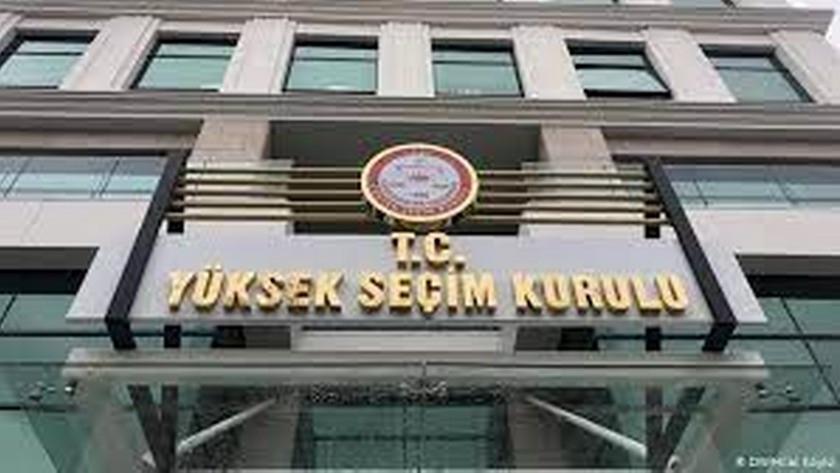 Yüksek Seçim Kurulu Gelecek Partisi kararını verdi