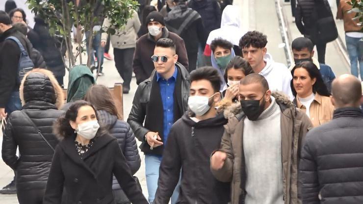 Hafta sonu sokağa çıkma yasağında Taksim'den şok görüntüler - Sayfa 2