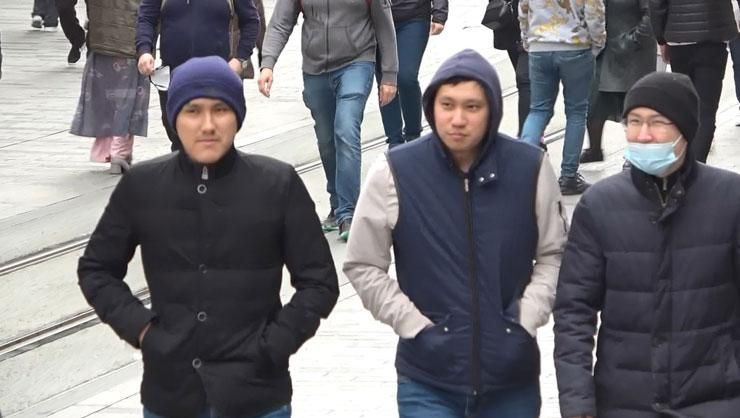 Hafta sonu sokağa çıkma yasağında Taksim'den şok görüntüler - Sayfa 3